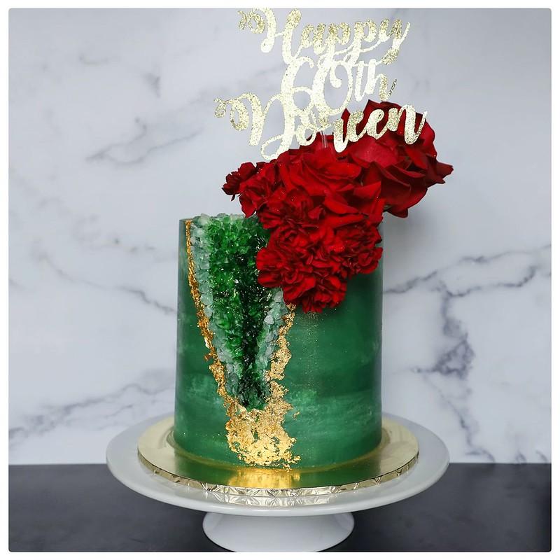 Cake by How Sweet Art Thou