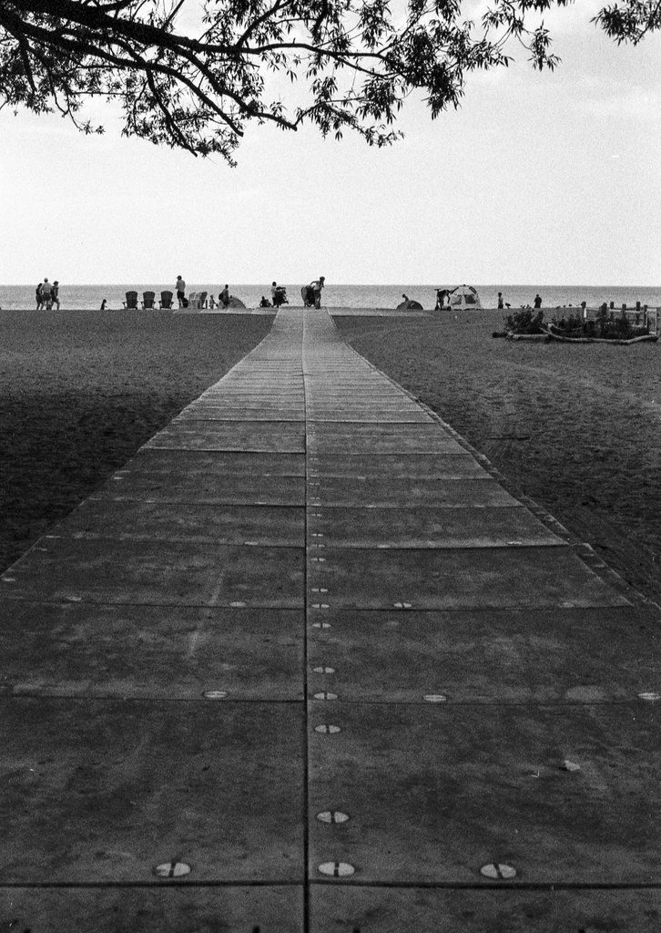 Woodbine Beach Accessability Path