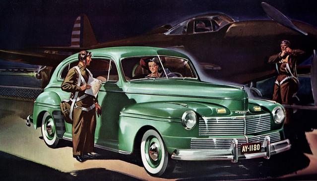 1942 Mercury Sedan (Two-Door)