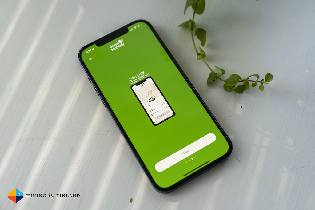 GreenMobility App