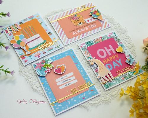 Spellbinders (4 cards)