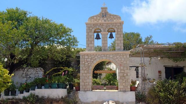 Μονή Αγίου Νικολάου Ιράς Αθανίου
