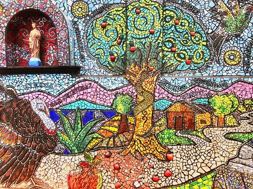Vitrales de Zacatlan de las Manzanas, Puebla