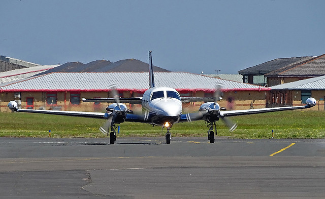 PH-SVX Piper PA-31T2 Cheyenne