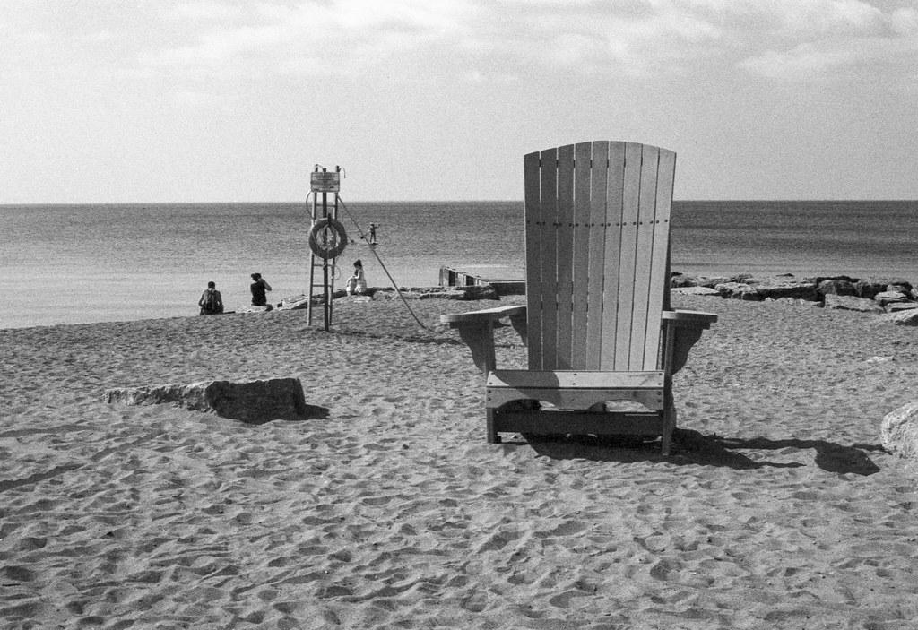 The Friendly Giant's Muskoka Chair_