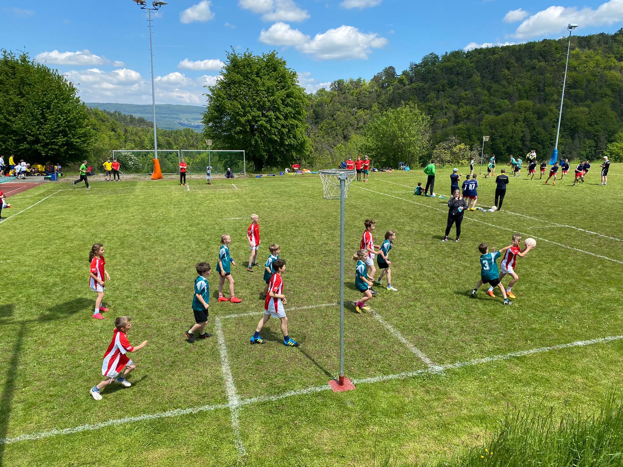 Jugendrunde U14+U16 in Grindel
