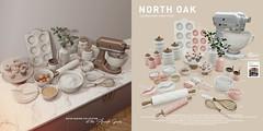 North Oak / The Arcade Gacha