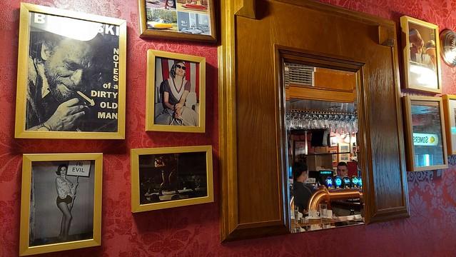 Scottish Pub Academia