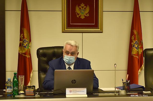 26. sjednica Vlade Crne Gore (01.06.2021.)