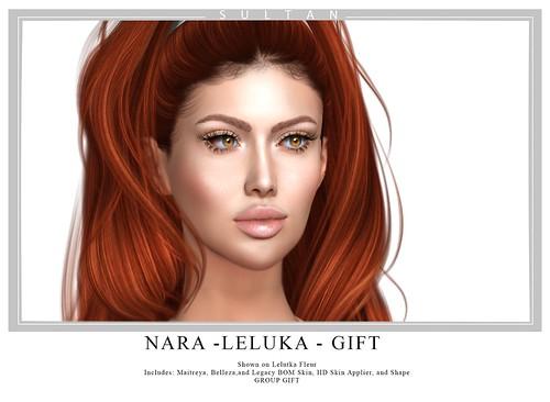Sultan - Nara Lelutka Evolution - Gift