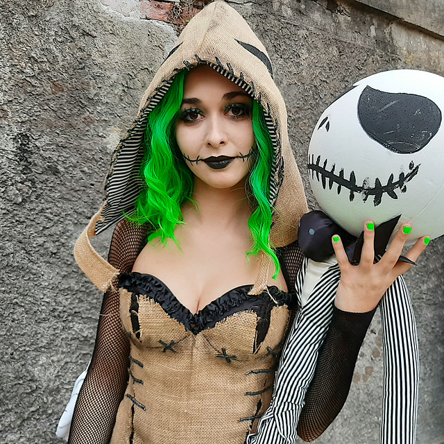 Cosplay from Nightmare Before Christmas