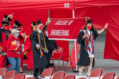 Cornell Engineering 2021 Commencement