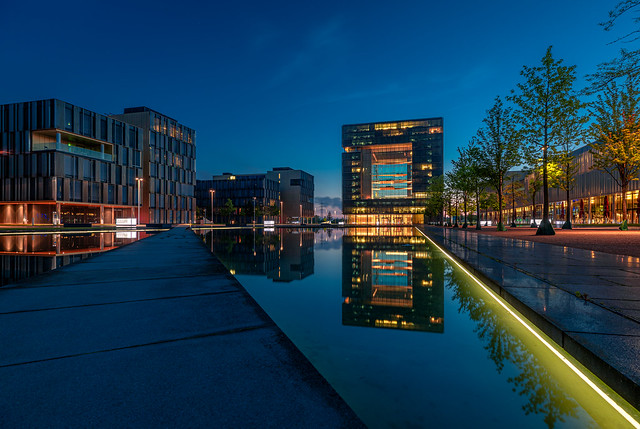 Thyssenkrupp Headquarter- Another Angle