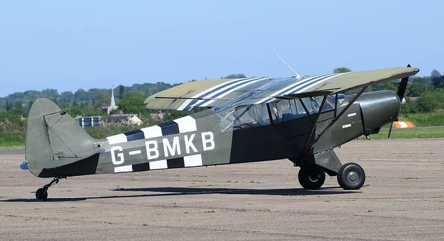 1954 Piper L-21B Super Cub PA-18-135 G-BMKB