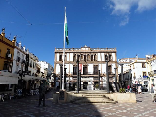 Ronda - Plaza del Socorro - Málaga