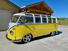 Hefe the Bus is ready to go cruisin! #vwbus #HefeTheBus