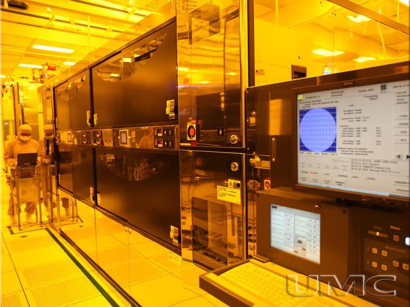 晶圓製造業為高耗能產業,聯華電子將投入低碳技術的研發。圖片來源:聯華電子