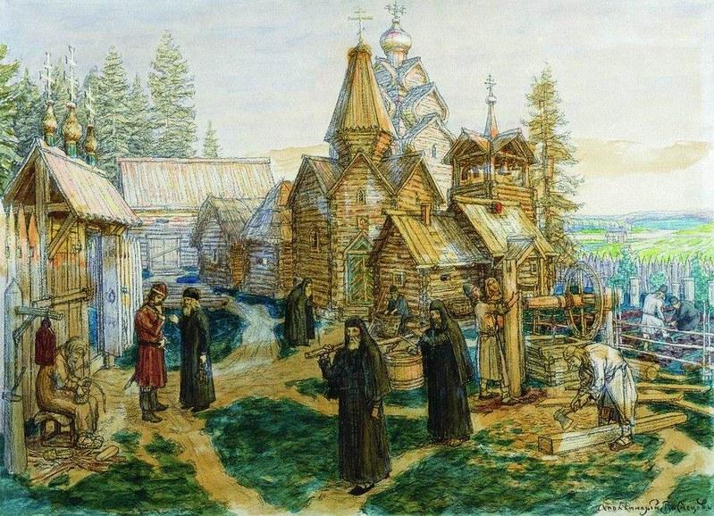 АполлинарийВаснецов