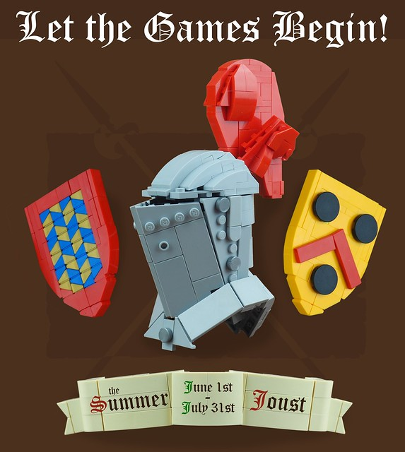 The Summer Joust Begins Now!