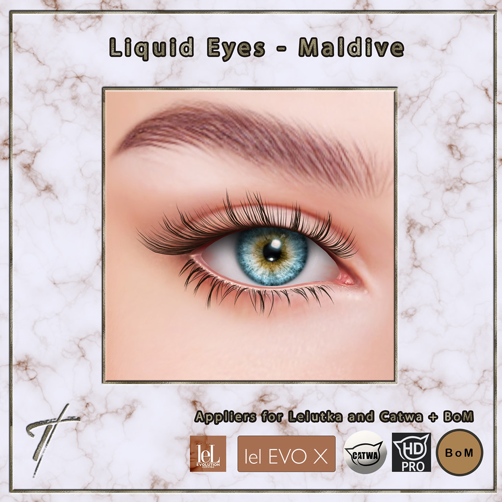 Tville – Liquid Eyes *maldive*