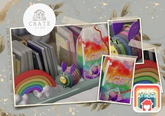crate For SL Pride @ Home!