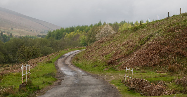 Harthope valley