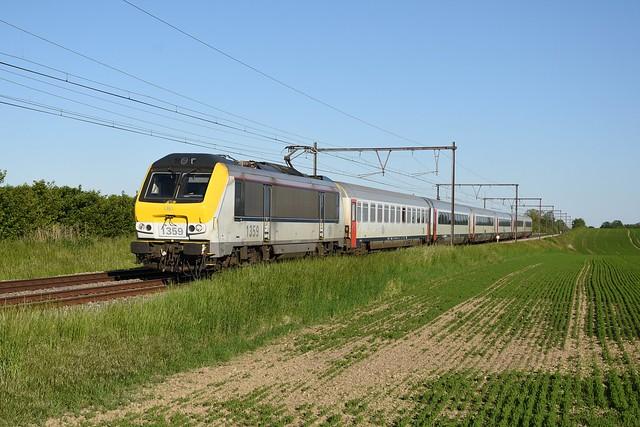 HLE 1359 + IC 2140, Beuzet, 01/06/2021