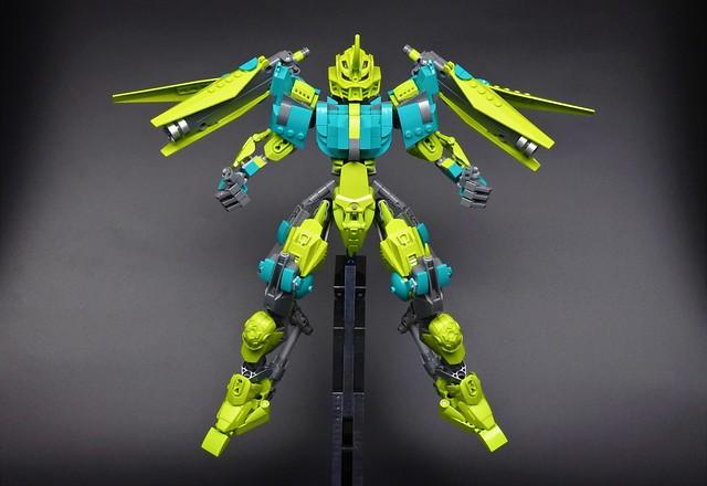 Lewa-T9 Gundam