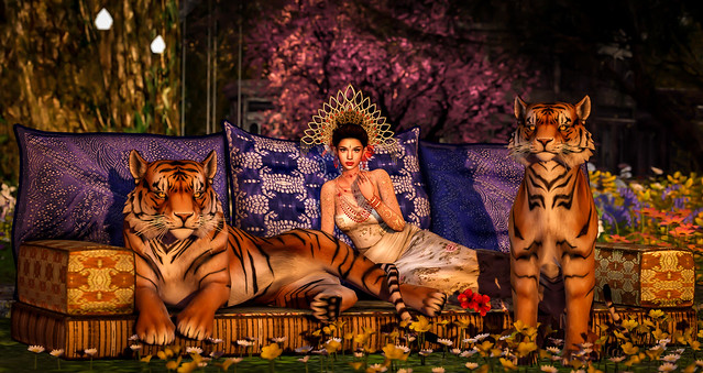 Be the Queen you are - National Costume for Miss SL ♛ 2021 Grand Finale