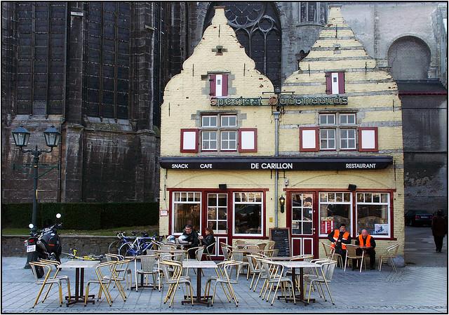 Café restaurant De Carillon