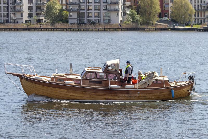Träbåt