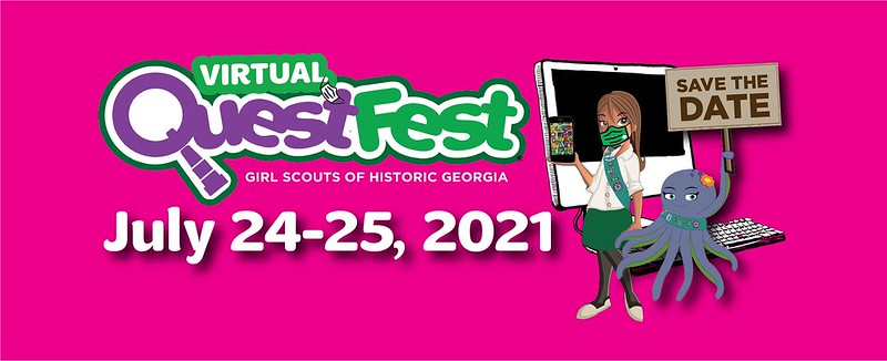 Girl Scout QuestFest 2021