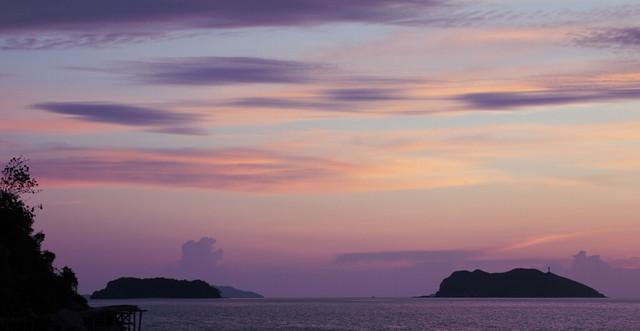 Tropical Island Dreamscape