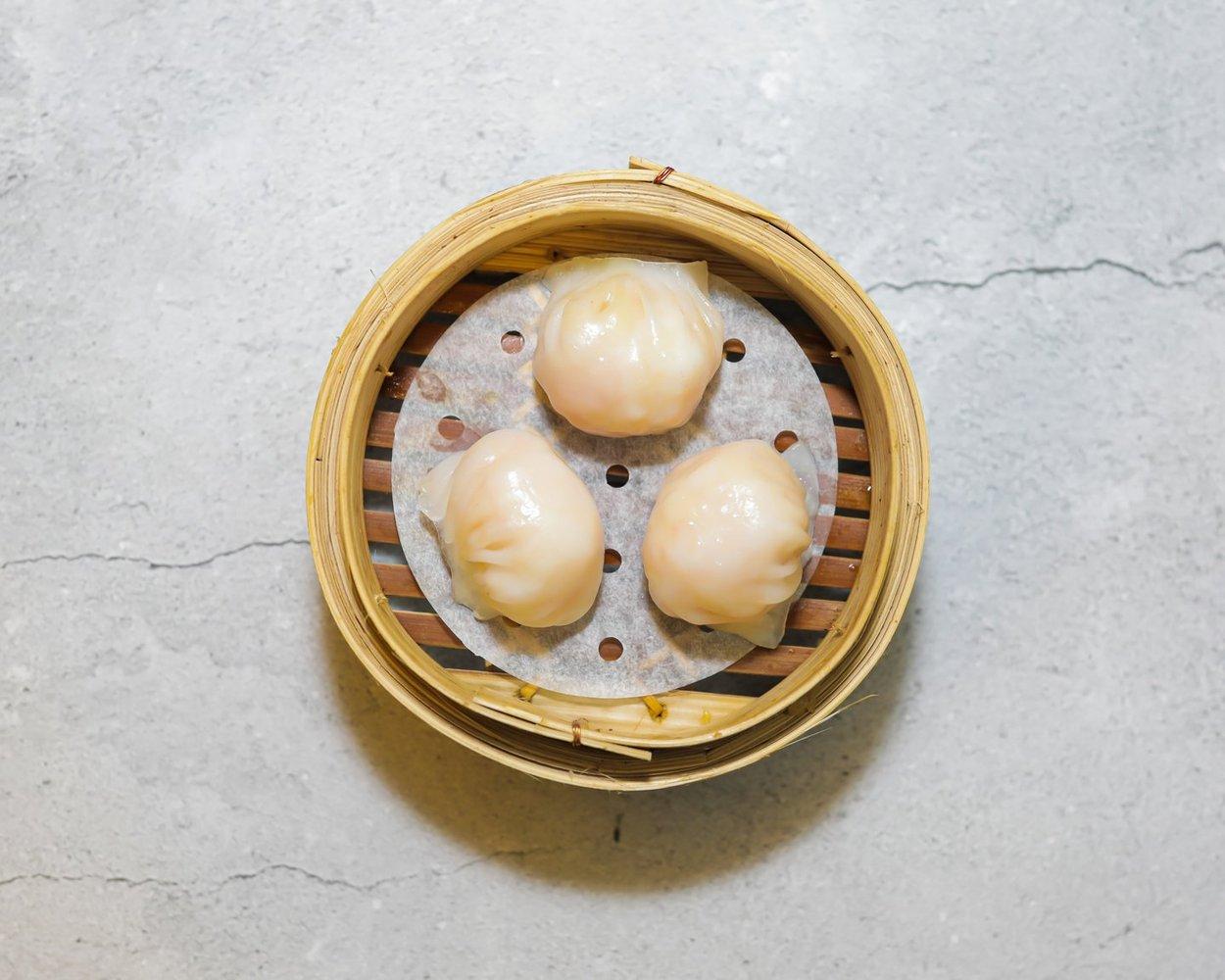 Victor's King Prawn Dumplings