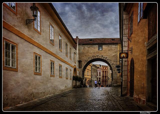 Český Krumlov, Czechia