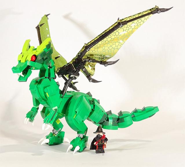 Witch's dragon