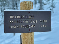 Jim Creek Trail