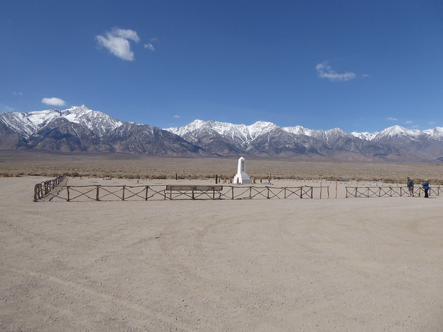 Independence, CA Manzanar Concentration Camp