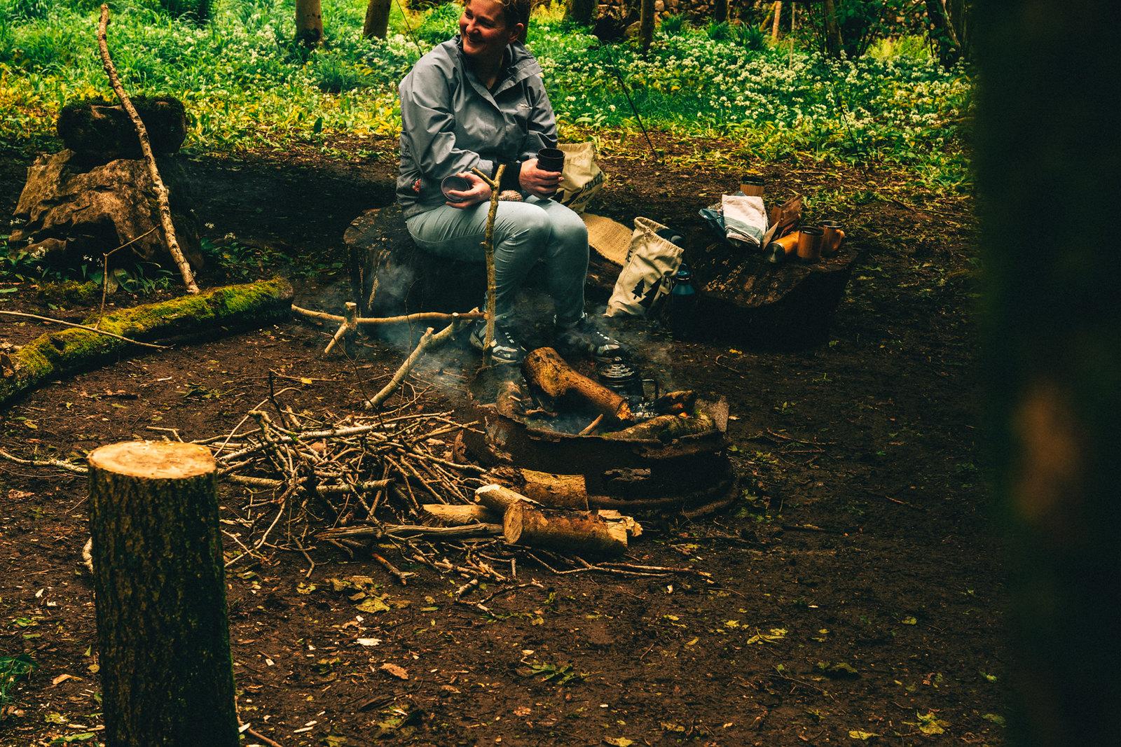 Cheddar Gorge Wild Camp - May21