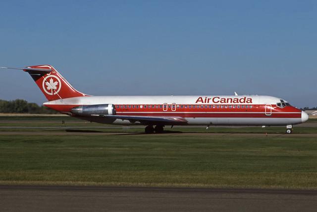 C-FTMY (Air Canada)