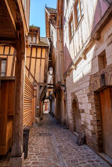 La Ruelle des chats, Troyes