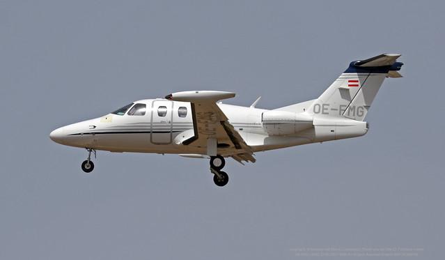 OE-FMG LMML 27-05-2021 Mali Air Eclipse Aviation Eclipse 500 CN 000190