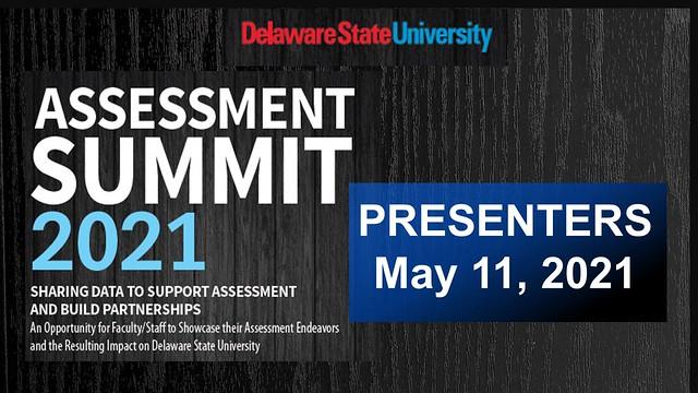 Assessment Summit 2021 Presenters