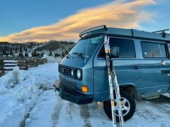 Ski bus!