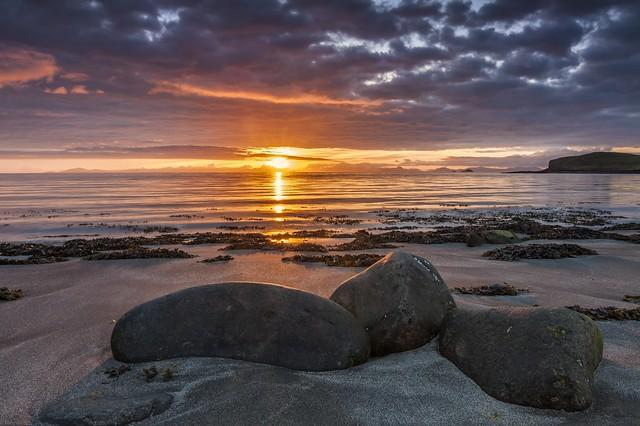 *Skye sunset II*