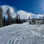 Wednesday skiing!