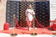 Filmmaker Kelsey Landon of 'Dying Breed' at the Focus On New Mexico Filmmaker Spotlight 2021 - IMG_0480
