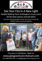 Glasgow City Music Tours