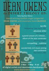 Dean Owens - Desert Trilogy