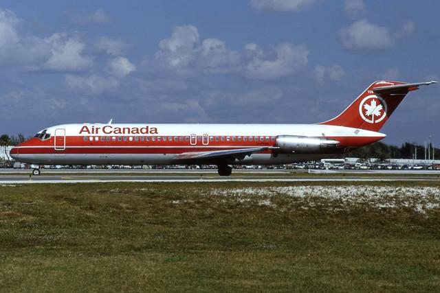 C-FTMA (Air Canada)